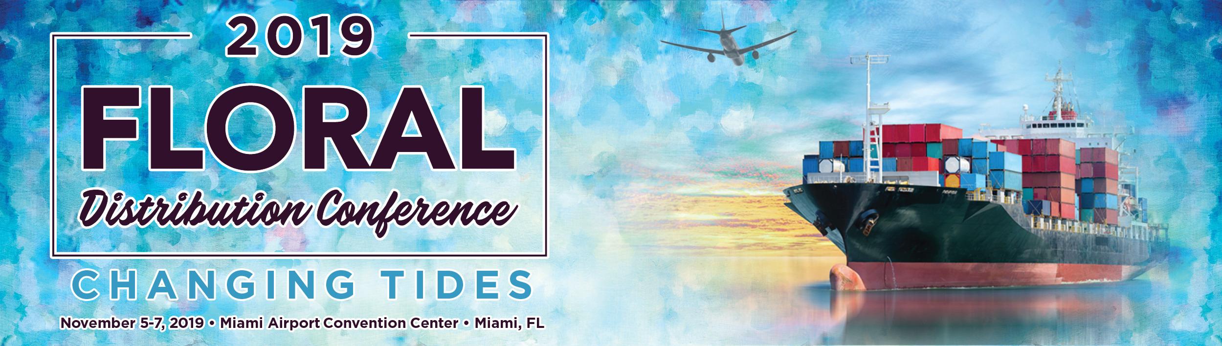 Floral Distribution Conference