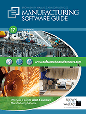 2017 Manufacturing Software Guide
